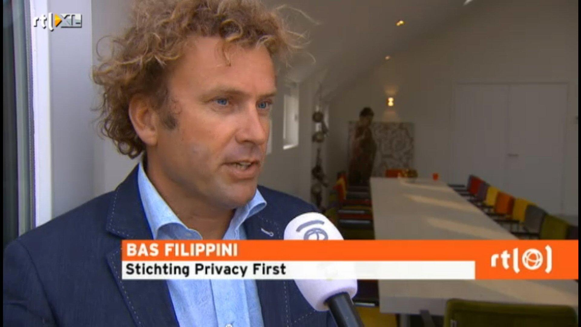 Bas Filippini in RTL Nieuws