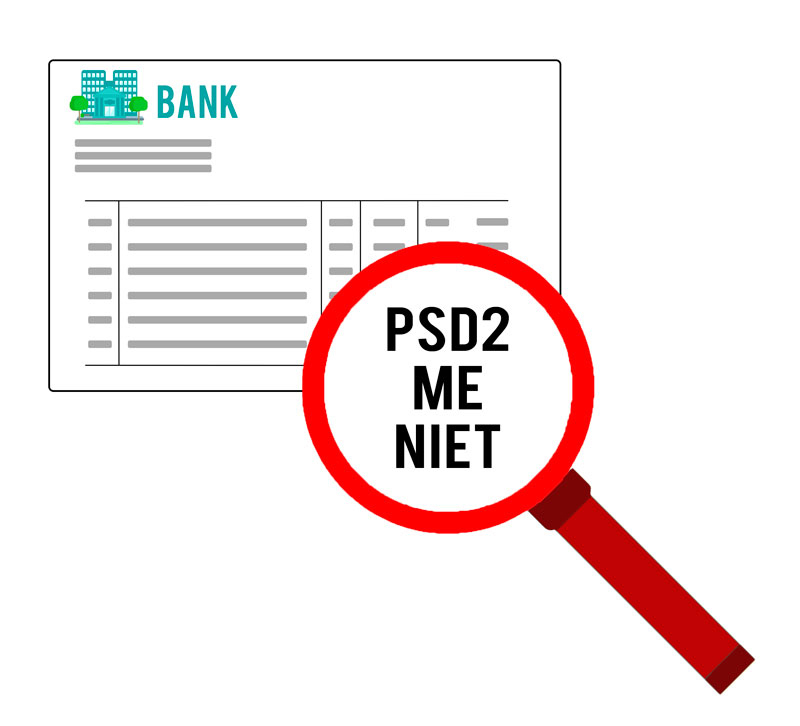 SIDN Fonds steunt initiatief voor PSD2-me-niet-register van Privacy First