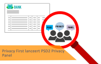 Privacy First lanceert PSD2 Privacy Panel
